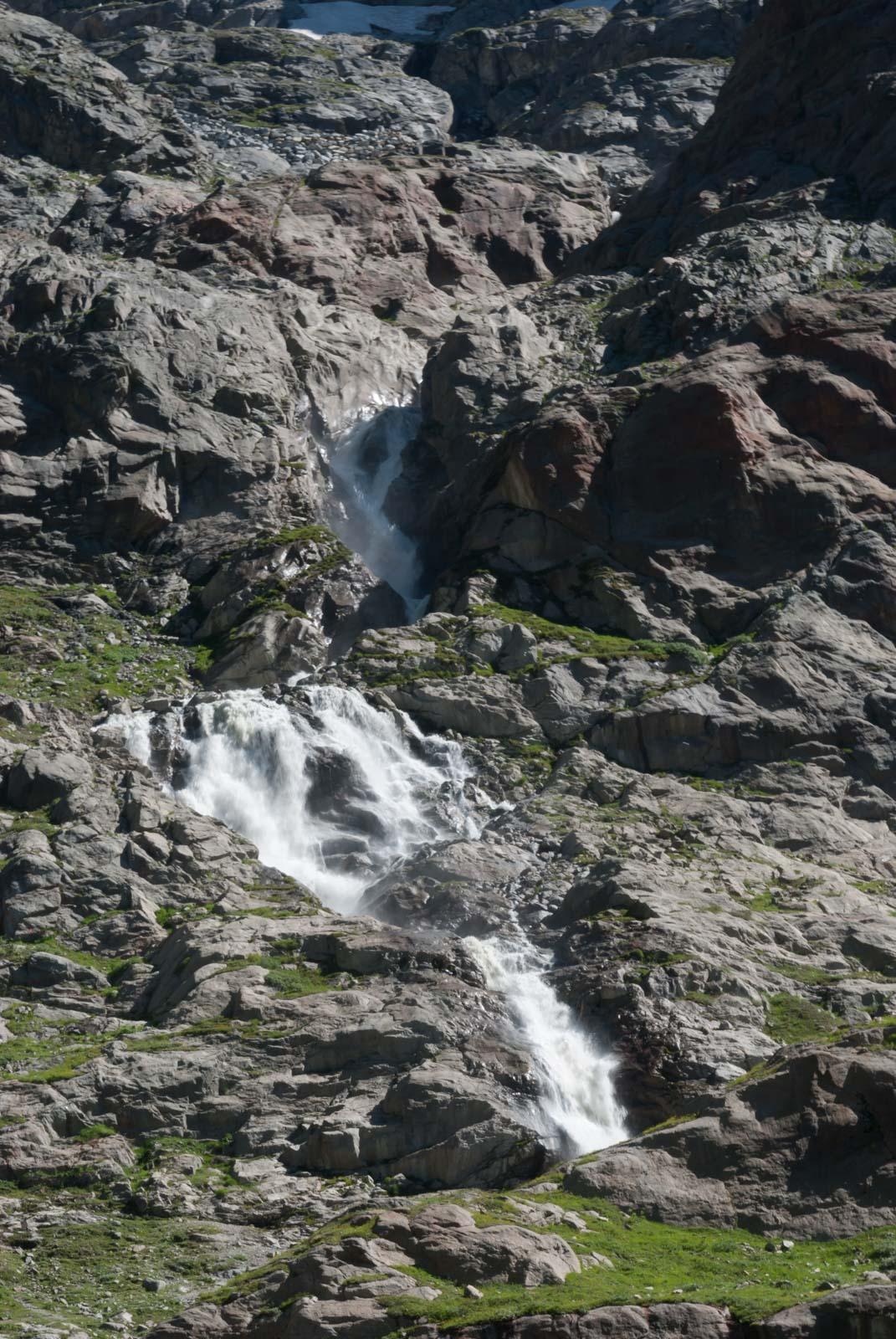 Pitztaler Steinbock Klettersteige Zustieg/Abstieg