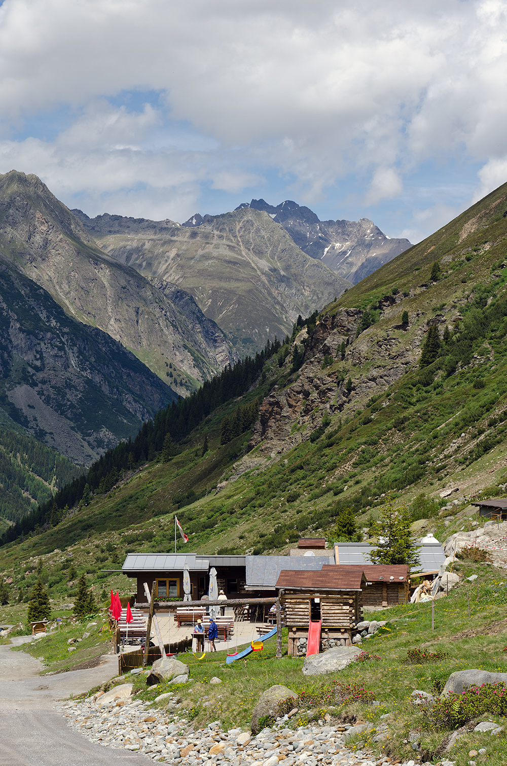 Pitztaler Klettersteige